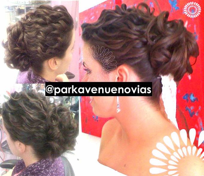 peinado estilo rizos definidos by park avenue