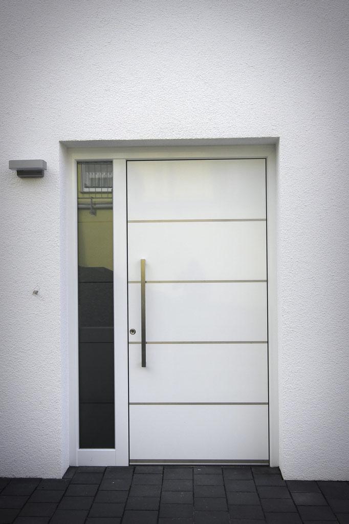 Aluminium Haustüre Willich, Erftstadt, Jülich, Inden, Bergheim, Frechen