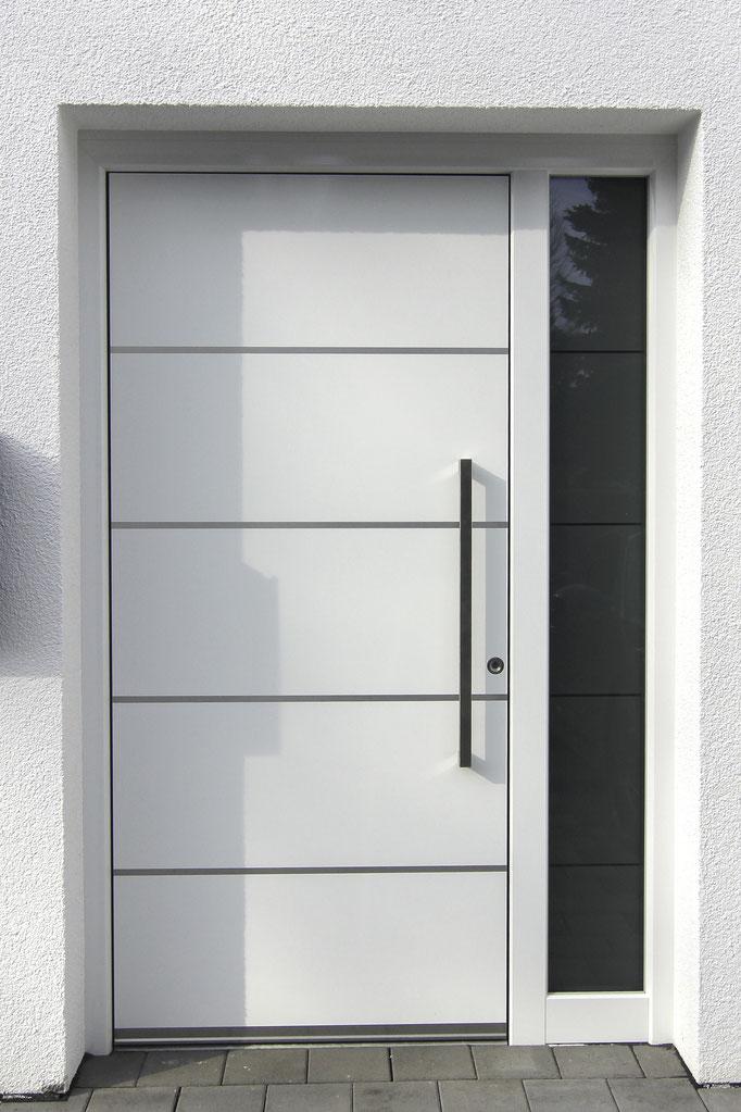 Inotherm Haustüre in Maastrich