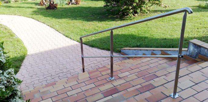 rampes escalier maison à étages