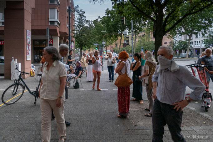 Vernissage Kunst(p)artikel, Foto: Astrid Hansen