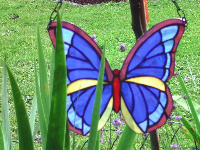 Schmetterling, Tiffany