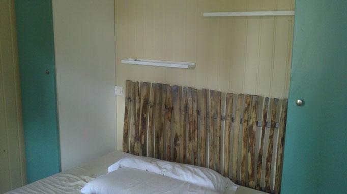 Décoration des chambres du chalet