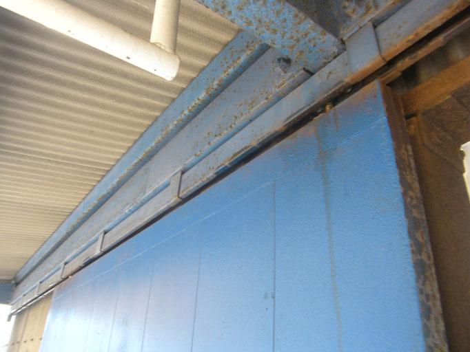 各種建具改修工事の工事写真