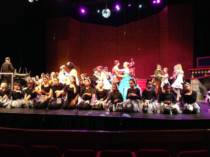 AFCM Families' concert 2014: Cinderella