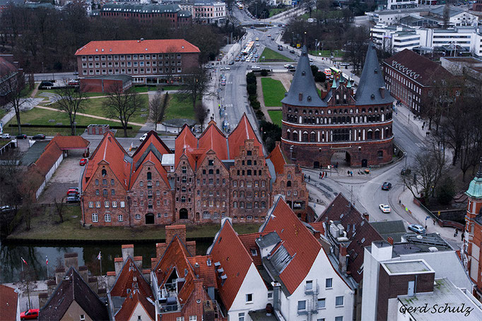 002 Lübeck - Holstentor