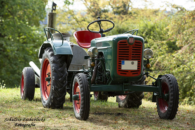 Traktor Hela