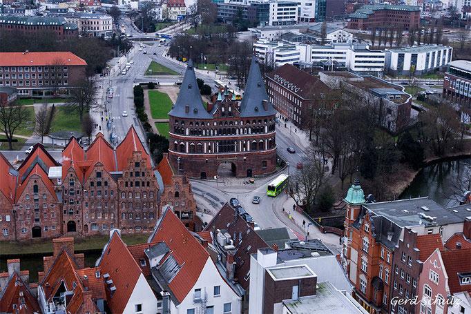 001 Lübeck - Holstentor