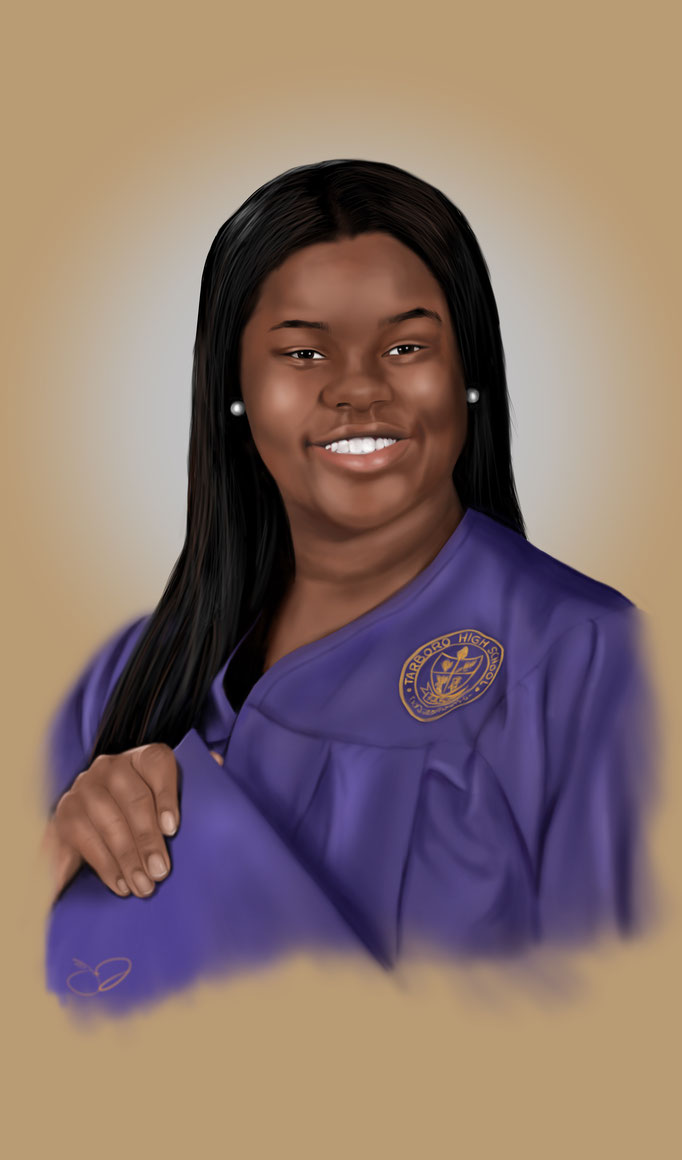 Graduation Portrait
