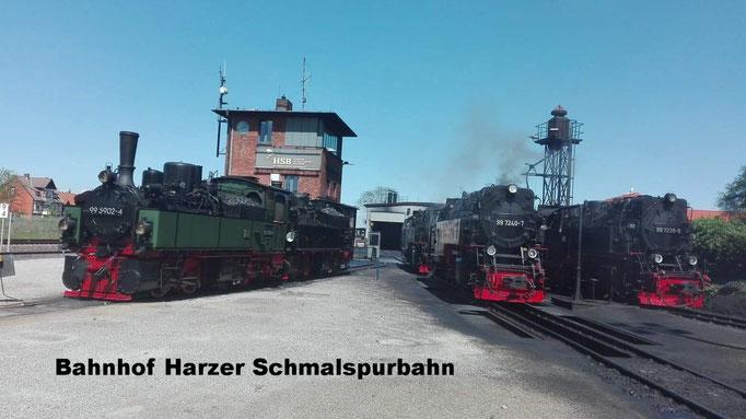 Bahnhof Harzquerbahn