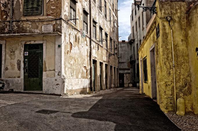 Back street  |  Lisbon  |  2013