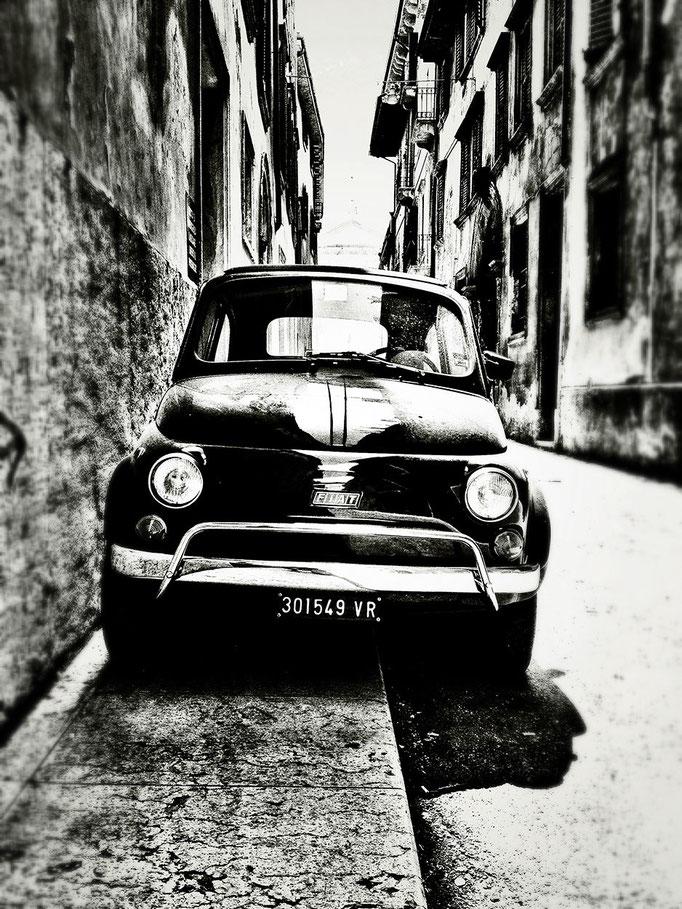 Fiat 500  |  Verona  |