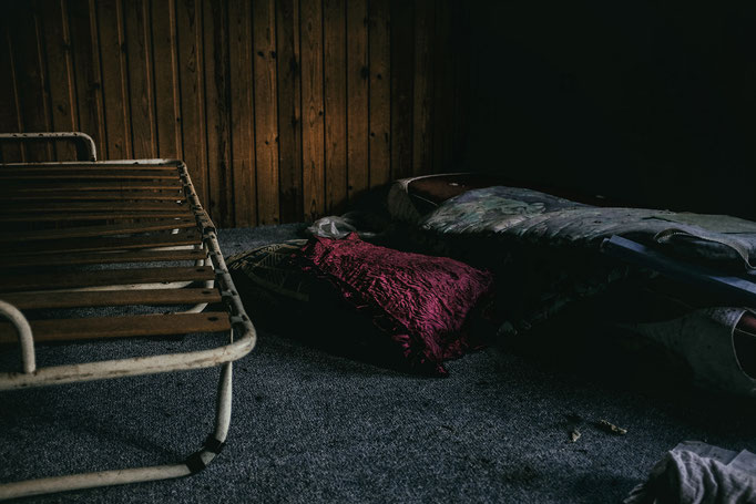 Bedroom  |  Doel  |  2016