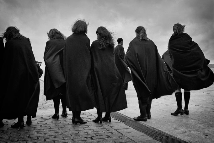 Black cloaks  |  Lisbon  |  2013