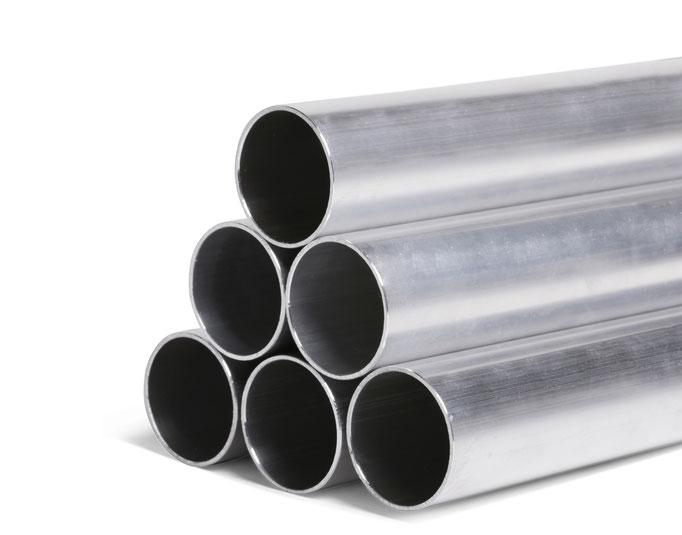 Aluminiumrohr, Aluminium Rundrohr, Aluminium Rohr