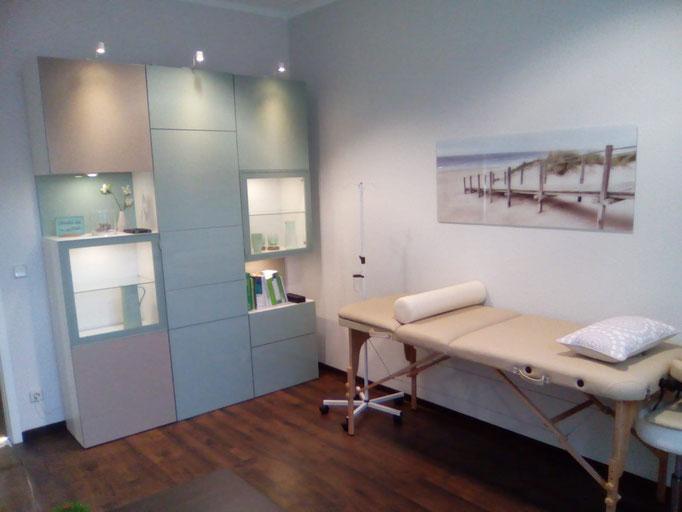 Naturheilpraxis Marion Niemeyer Behandlungsraum1