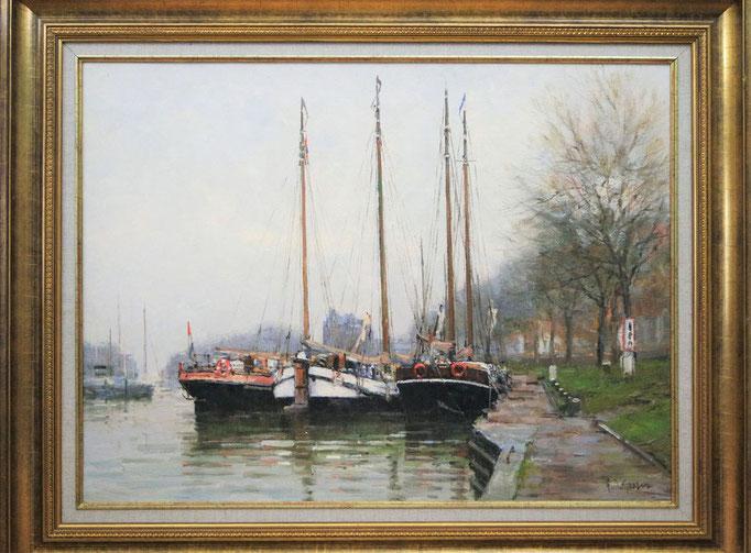 Frits Johan Goosen (1943)   20ste eeuw   Taxatiewaarde: 2.250,= euro