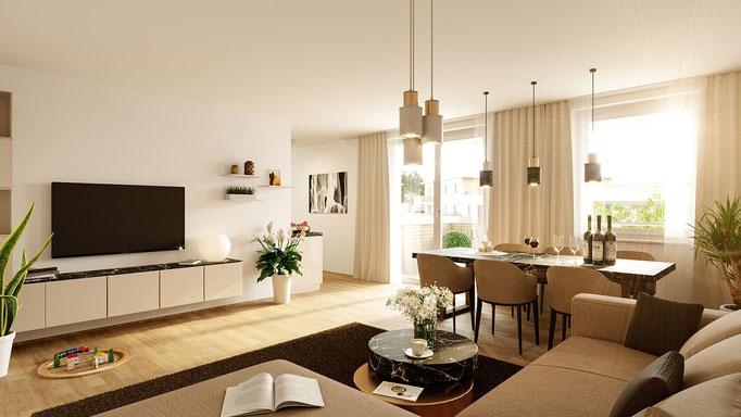 <i>WOHNEN </i><i>Klient: Format Plus ZT GmbH</i>