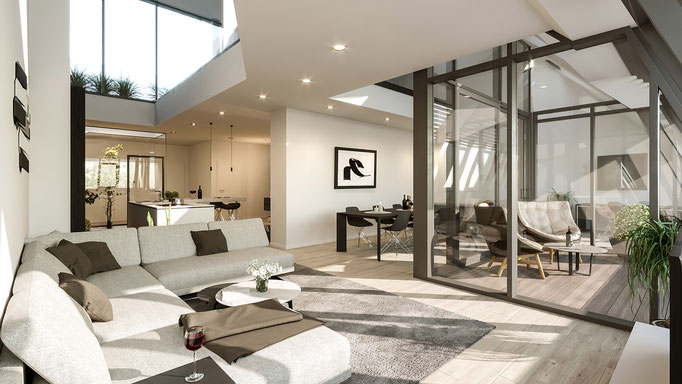 <i>LOFT WIEN </i><i>Klient: RSTR Immobilien GmbH</i>