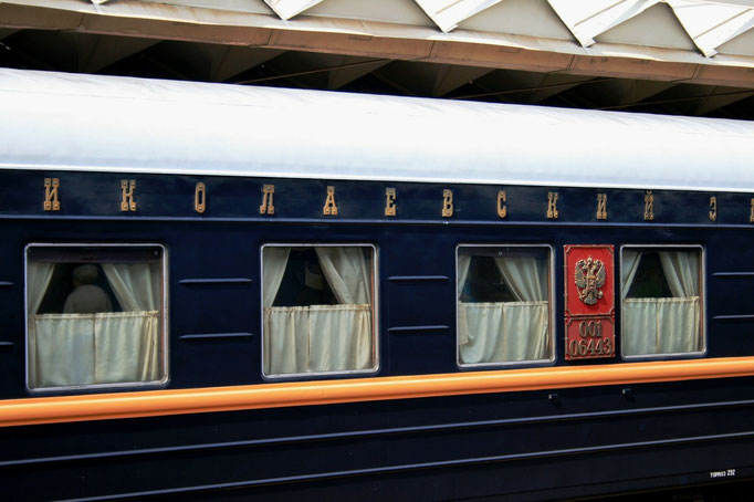 Zarengold & Golden Eagle, Luxus Zugreisen in Deinem Reisebüro in Berlin & Brandenburg - Die Reiserei