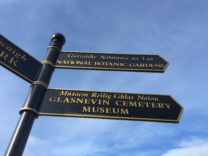 Dublin, die Hauptstadt von Irland, immer eine Reise wert