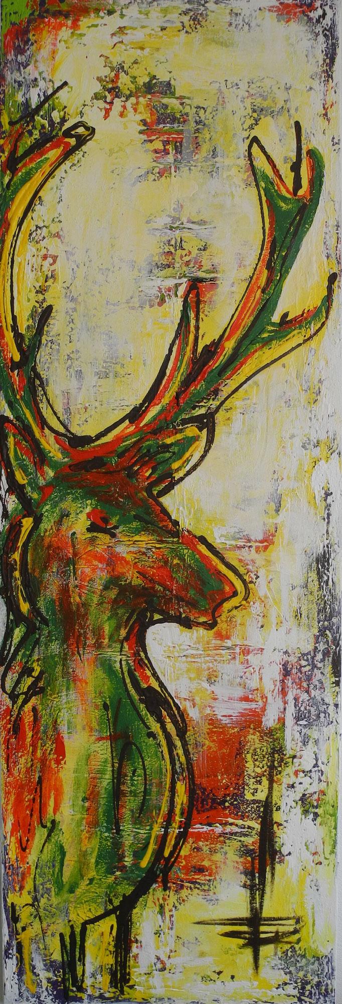 Waldemar, 2017 150 x 50 cm