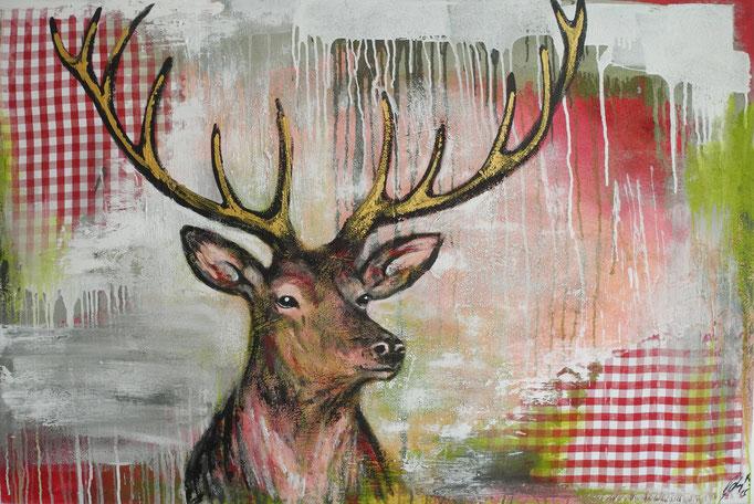 Rudi, 2016 100 x 150 cm