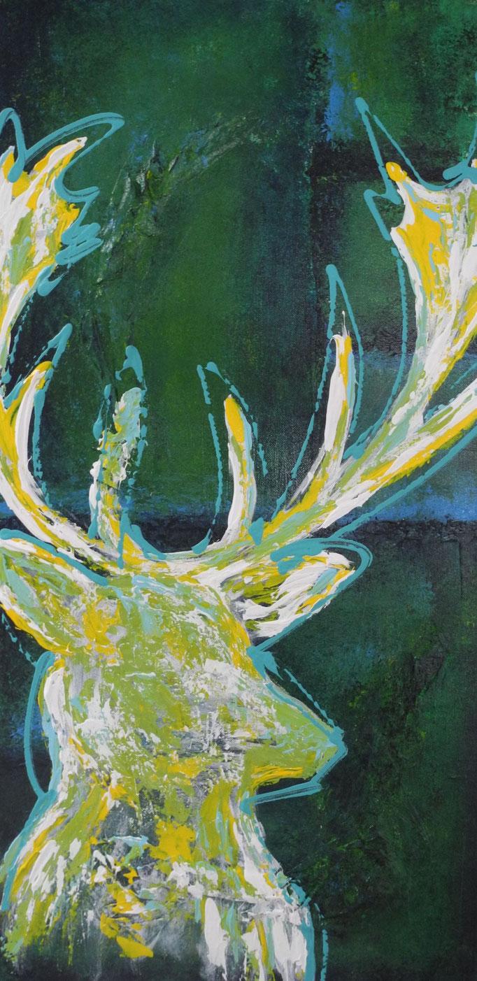 Jogi, 2015 80 x 40 cm