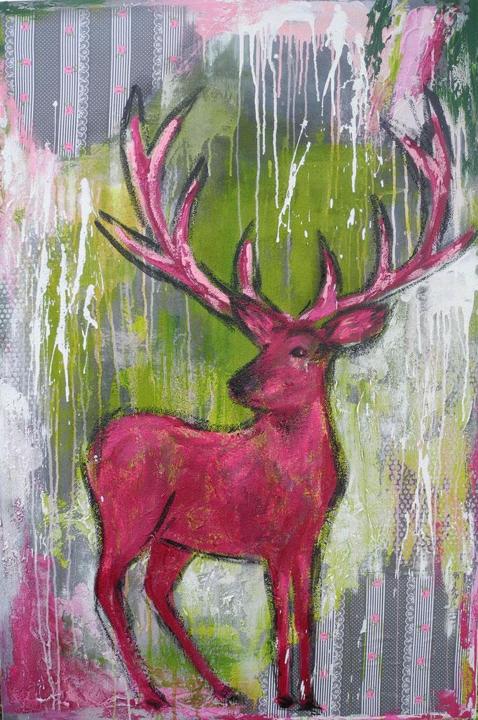 Julius, 2015 150 x 100 cm (verkauft)
