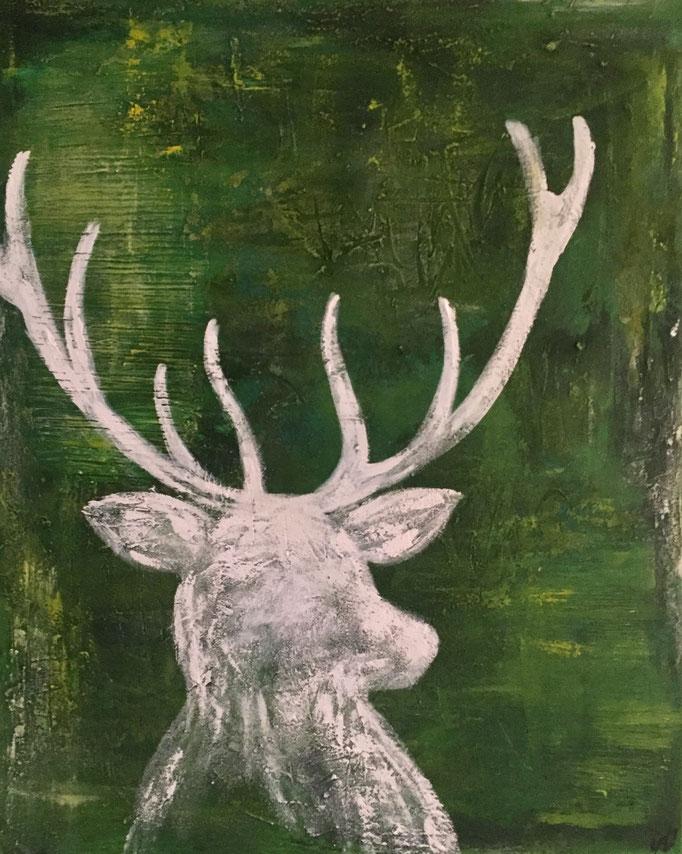 Axel, 2015 100 x 80 cm (verkauft)