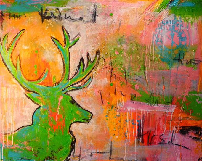 Heimat, 2013 120 x 150 cm (verkauft)