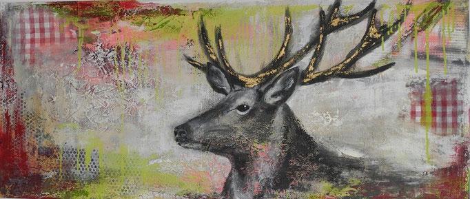Alpenstyle, 2013 140 x 60 cm (verkauft)