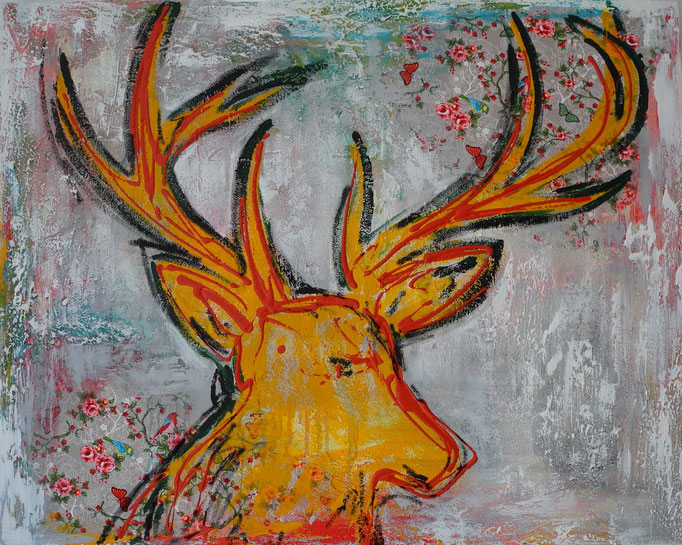 Egon, 2016 80 x 100 cm