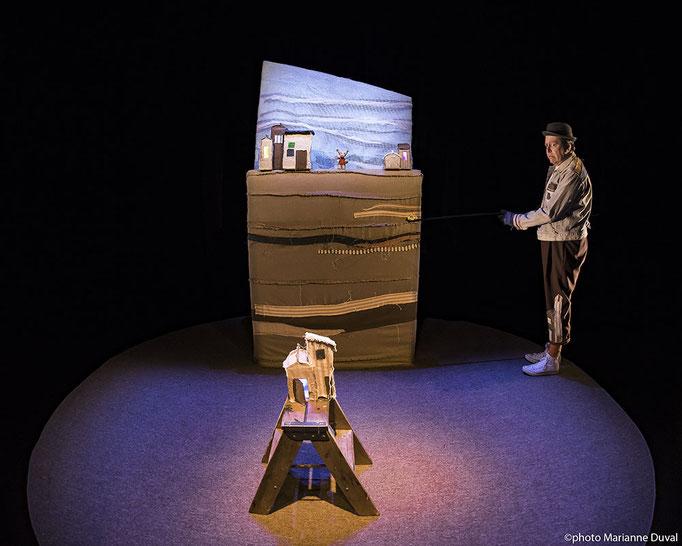 Toutou - Cie Vox Théâtre - Nouvelle Scène - Marianne Duval Photographe -2016