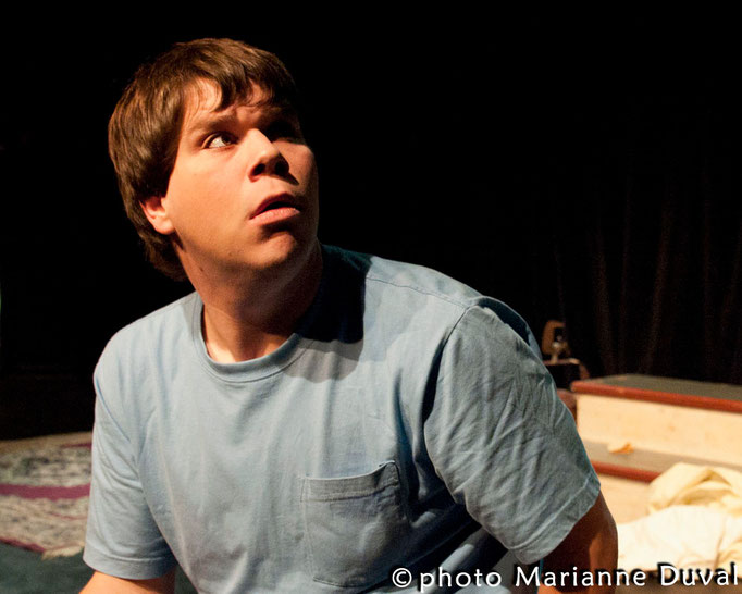 Alexandre Gauthier - Les z'aventures de zozote - Théâtre de Dehors- Photo Théâtre Marianne Duval