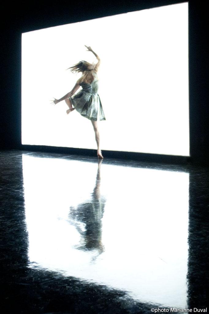 Je n'y suis plus - Théâtre français du CNA -  Marianne Duval Photographe -2013