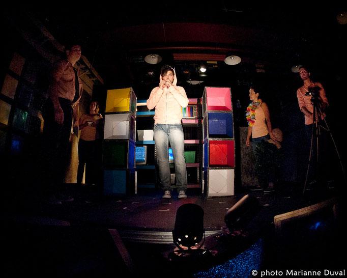 Quelques humains - Théâtre Belvédère - 2012 - Marianne Duval Photographe
