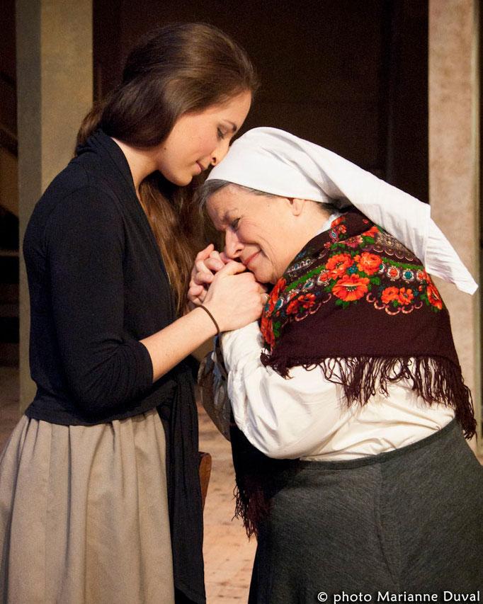 Sophia Wilson, Janet Uren -Three Sisters - Université d'Ottawa - Photo Théâtre Marianne Duval