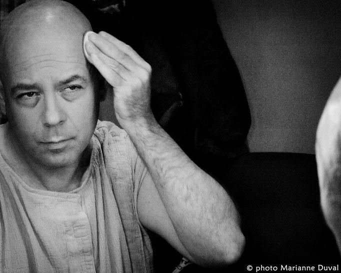 Alain Doom - Frères d'hivers- Nouvelle Scène - Photographe: Marianne Duval