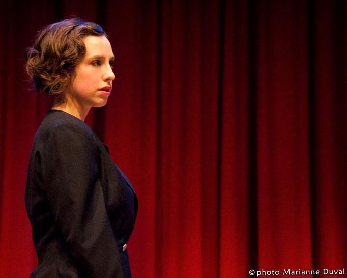 Lauriane Lehouillier - Mephisto - Université d'Ottawa - Photo Théâtre Marianne Duval