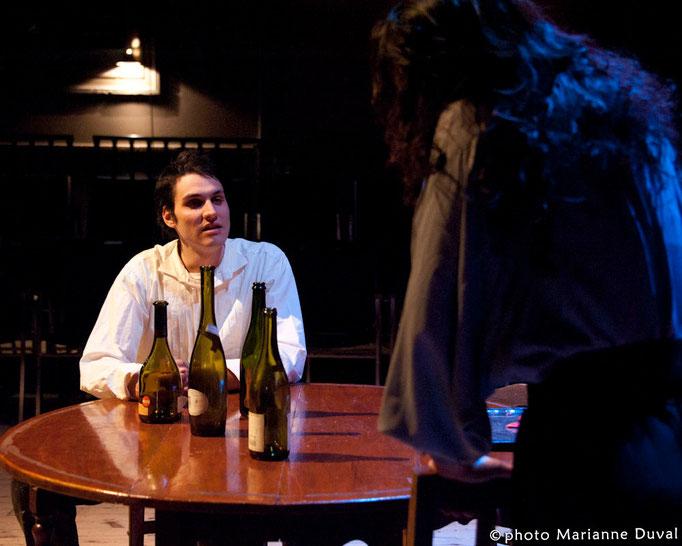 Jean-Nicolas Masson - Mephisto - Université d'Ottawa - Photo Théâtre Marianne Duval