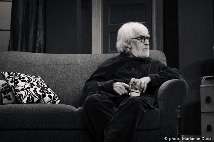 Gilles Provost - La Trappe - Théâtre de l'Île - Photographe: Marianne Duval