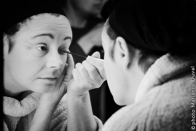 Manon Lafrenière - Les Outardes-Théâtre de l'Îles - Photographe: Marianne Duval