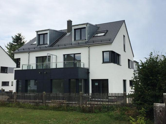 4 Doppelhaushälften in München Großhadern
