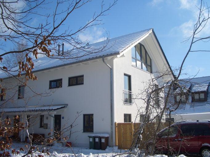 Doppelhaus, Wolfratshausen - Waldram