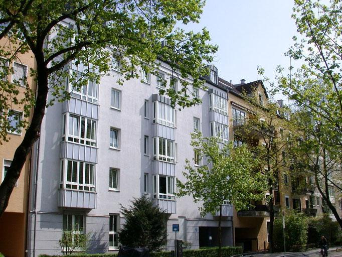 1-Zimmer-Appartement, Neuhausen