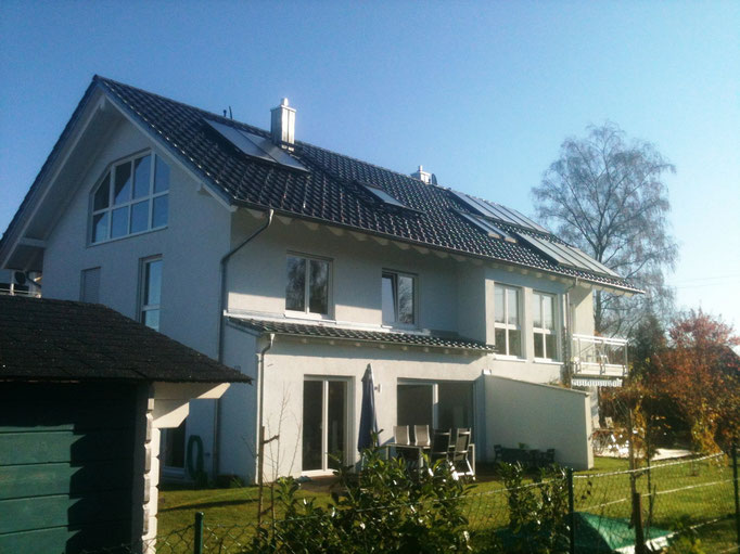 2 Doppelhaushälften, Wofratshausen