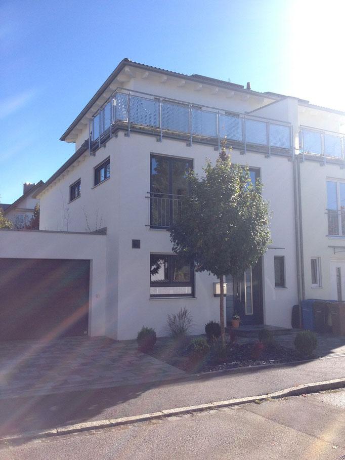 Doppelhaus, München Moosach