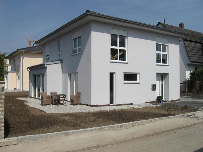 2 Einfamilien-Villen, München Trudering