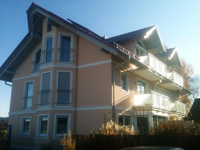 Mehrfamilienhaus, Wofratshausen
